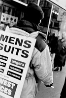 Mens Suits, New York City